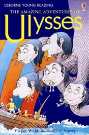 Amazing Adventures of Ulysses ( Young Reading: Level two) - Cartwright, Stephen
