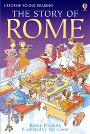 Story of Rome (Young Reading Level 2) - Dickins, Rosie