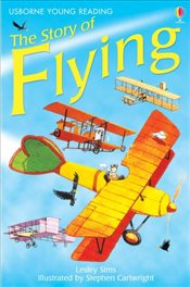 Stories of Flying (Young Reading Level 2) - Sims, Lesley