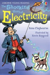 Shocking Story of Electricity (Young Reading Level 2) - Claybourne, Anna