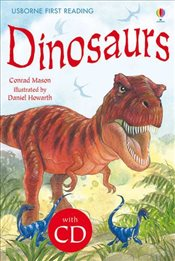 Dinosaurs  + CD - English Learners Editions - Lower Intermediate (450 - 650 words) - Mason, Conrad