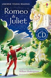 Romeo & Juliet + CD - English Learners Editions - Advanced (1500 - 2500 words) - Claybourne, Anna