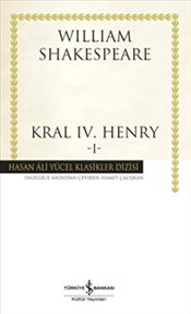 Kral IV. Henry I : Ciltli - Shakespeare, William