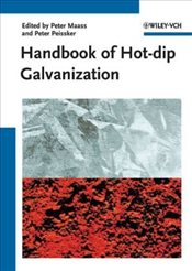 Handbook of Hot-Dip Galvanization - Maass, Peter