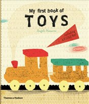My First Book of Toys - Navarro, Àngels