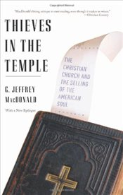 Thieves in the Temple - MacDonald, G. Jeffrey