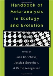 Handbook of Meta-analysis in Ecology and Evolution - Koricheva, Julia