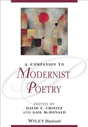 Companion to Modernist Poetry  - McDonald, Gail