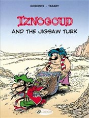 Iznogoud : Iznogoud and the Jigsaw Turk : Volume  11  - Goscinny, Rene