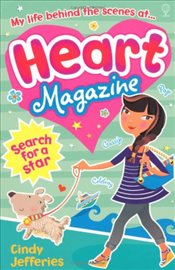 Heart Magazine: Search for a Star - Jefferies, Cindy