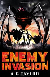 Enemy Invasion (Superhumans) - Taylor, Andrew