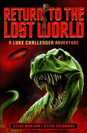 Return to the Lost World - Barlow, Steve