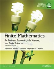 Finite Mathematics for Business, Economics, Life Sciences and Social Sciences 13e PGE - Barnett, Raymond A.