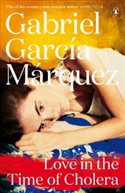 Love in the Time of Cholera - Marquez, Gabriel Garcia