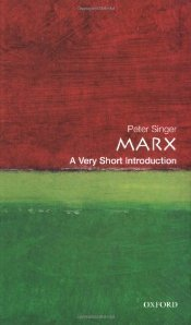 Marx : A Very Short Introduction - Singer, Peter