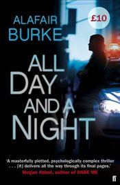 All Day and a Night - Burke, Alafair