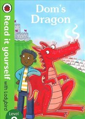 Doms Dragon : Read It Yourself With Ladybird : Level 2 - Ladybird,
