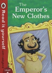 Emperors New Clothes : Read It Yourself With Ladybird : Level 1 - Ladybird,