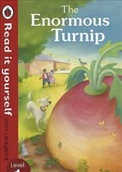 Enormous Turnip : Read It Yourself With Ladybird : Level 1 - Ladybird,