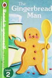 Gingerbread Man : Read It Yourself with Ladybird : Level 2 - Ladybird,