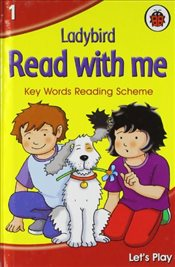Ladybird Read With Me Lets Play - Ladybird,