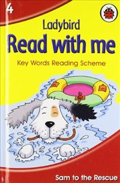 Ladybird Read With Me Sam to the Rescue - Ladybird,