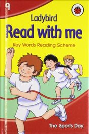 Ladybird Read With Me : The Sports Day - Ladybird,