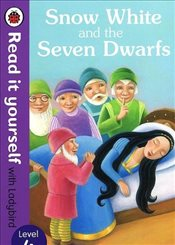 Snow White and the Seven Dwarfs : Read It Yourself With Ladybird : Level 4 - Ladybird,