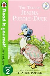 Tale of Jemima Puddle-Duck : Read It Yourself With Ladybird Level 2 - Ladybird,