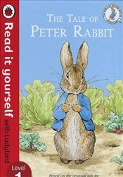 Tale of Peter Rabbit : Read It Yourself With Ladybird Level 1 - Ladybird,