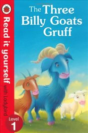 Three Billy Goats Gruff : Read It Yourself With Ladybird Level 1 - Ladybird,