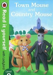 Town Mouse and Country Mouse : Read It Yourself with Ladybird : Level 2 - Ladybird,