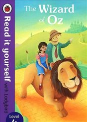 Wizard of Oz : Read It Yourself : Level 4 - Ladybird,