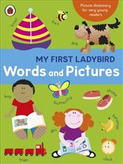 My First Ladybird Words and Pictures - Ladybird,