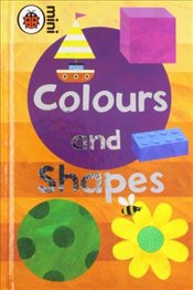 Early Learning : Colours and Shapes - Ladybird,