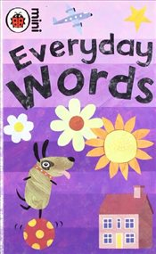 Early Learning : Everyday Words - Ladybird,