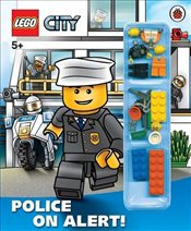LEGO City : Police on Alert Storybook With Minifigures and Accessories - Ladybird,