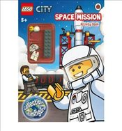 LEGO City : Space Mission Activity Book - Ladybird,