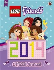 LEGO Friends Official Annual 2014 - Ladybird,