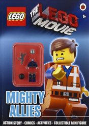 LEGO Movie : Mighty Allies Activity Book with Minifigure - Ladybird,