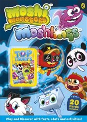 Moshi Monsters (Top Trumps) Moshlings Play and Discover - Ladybird,