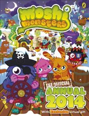 Moshi Monsters Official Annual 2014 - Ladybird,