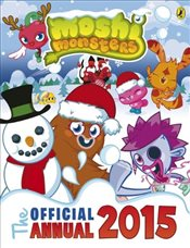 Moshi Monsters Official Annual 2015 - Ladybird,