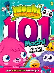 Moshi Monsters : 101 Things to Make and Do - Ladybird,