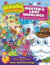 Moshi Monsters : Busters Lost Moshlings : A Search-and-Find Book - Ladybird,
