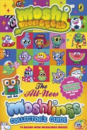 Moshi Monsters : The All-New Moshlings Collectors Guide - Ladybird,