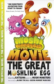 Moshi Monsters : The Movie : The Great Moshling Egg - Ladybird,