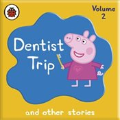Peppa Pig : Dentist Trip and Other Stories - Ladybird,