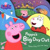 Peppa Pig : Peppas Big Day Out - Ladybird,
