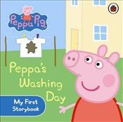 Peppa Pig : Peppas Washing Day : My First Storybook - Ladybird,